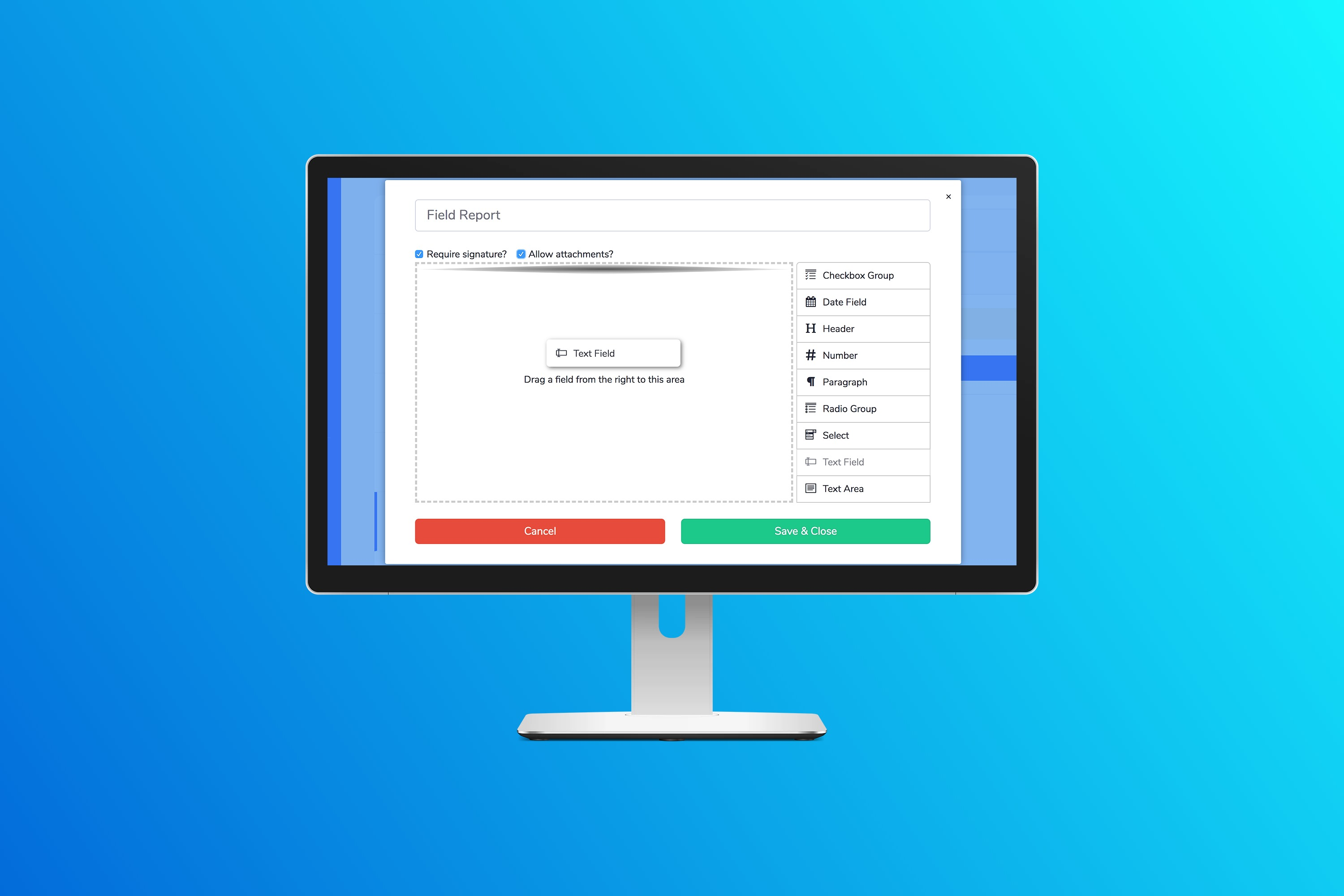 Custom Form Builder | Servu